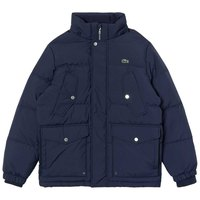 Lacoste Detachable Multiple Pockets Quilted