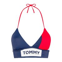 Tommy hilfiger Longline Triangle Top