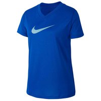 Nike Dri Fit Legend Swoosh V Neck