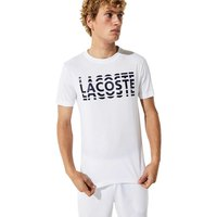 Lacoste Printed Cotton Blend