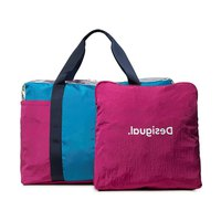 Desigual Sport Woven Shoulder Bag