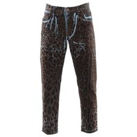 Dolce & gabbana 732253/ Denim Trouser
