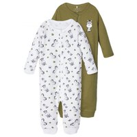 Name it Nightsuit Zip 2 Pack