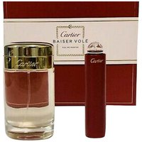 Cartier Baiser Volé 100ml+Mini Vapo 15ml