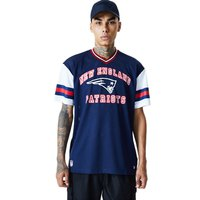 New era NFL Stripe Oversized New England Patriots