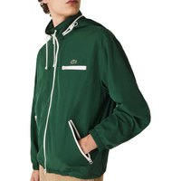 Lacoste Lightweight Water-Resistant Windbreaker