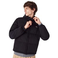 Lacoste Short Lightweight Water-Resistant Puffer