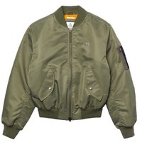 Lacoste Live Oversized Contrast Bomber