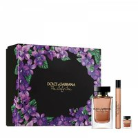 Dolce & gabbana The Only One Eau De Parfum 75ml + Eau De Parfum 10ml + Eau De Parfum 7.5ml