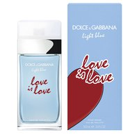 Dolce & gabbana Light Blue Love Is Lo Femme Eau De Toilette Vapo 100ml