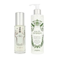 Sisley Eau De Campagne Eau De Toilette 100ml + Phytogel Shower 250ml