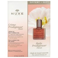 Nuxe Prodigieuse Boost Gel- Crème 40ml + Huile Prodigieuse Floral 10ml