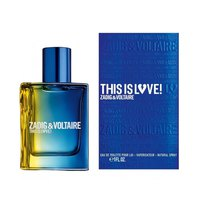 Zadig & voltaire This Is Love 50ml Vapo