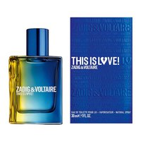 Zadig & voltaire This Is Love 30ml Vapo