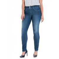 Salsa jeans Secret Plus Push In In Medium Rinse