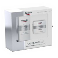 Eucerin Hyaluron Filler Cream Normal Combination Skin 50ml + Night Cream