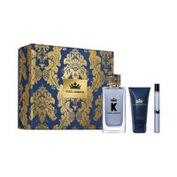 Dolce & gabbana K Eau Toilette 100ml+Shower Gel 50ml+Eau Toliette 10ml