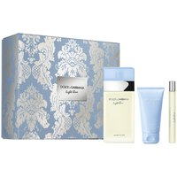 Dolce & gabbana Light Blue Eau Toilette 100ml+Body Lotion 75ml+Eau Toilette 10ml