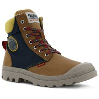 Palladium Pampa SC Camper Waterproof Plus