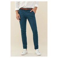 salsa-jeans-andy-slim-microprint-belt-chino-pants