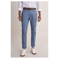 salsa-jeans-andy-slim-microprint-pants