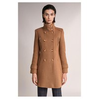Salsa jeans Long Duffle Coat With Detail