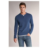 salsa-jeans-button-neck-jumper