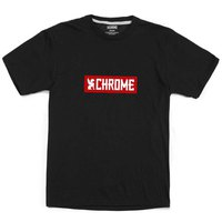 Chrome Horizontal Red Logo