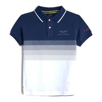 hackett-polo-manche-courte-amr-gradual-lines