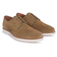 Hackett Piped Paterson Suede