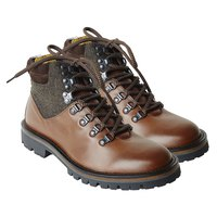 Hackett Fox Group Hiking Leather