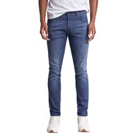 Salsa jeans Slender Slim Carrot Spartan Medium Wash