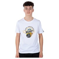 Alpha industries Hot Wheels Alpha Kids/Teens Korte Mouwen T-Shirt